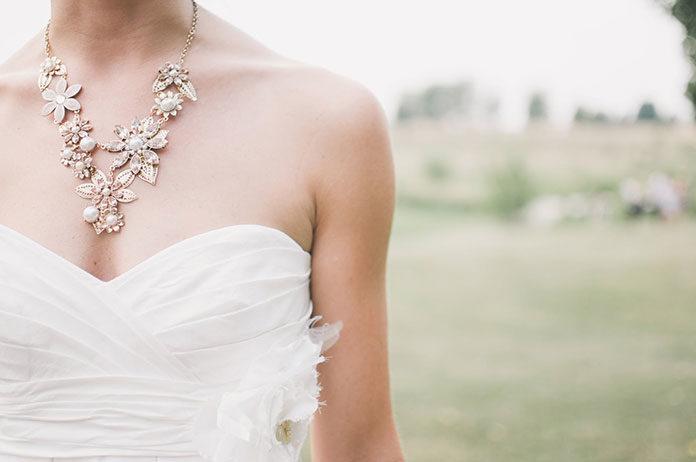Jaką biżuterię wybrać na ślub?